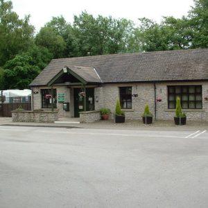 Losehill Caravan Site
